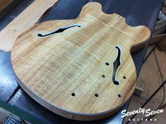 KOA CUSTOM - SeventySeven Guitars Official Site
