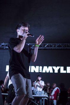 Myles Parrish❤❤❤❤