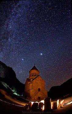 Armenian Sky