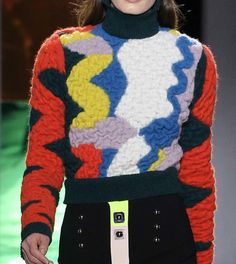 Fall 2015 Ready-to-Wear Peter Pilotto