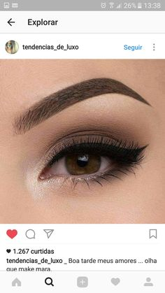 Makeup Tips, Eye Makeup, Hair Makeup, Pinterest Makeup, Beauty Nails, Make Up, Nail Art, Eyeshadow Tutorials, Pretty