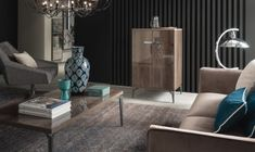 Order Matera Bar Cabinet by Alf Da Fre at Creative Furniture Store, feature Grey Rim Surfaced Oak / Grain Surfaced finish & soft-track closing mechanism. Round Bar Table, Bar Tables, Wood Veneer, Dining Set, Side Chairs, New Jersey, Manhattan, Cabinet