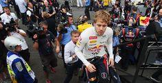 Sebastian Vettel da Red Bull faz o tetra ao vencer no Brasil!