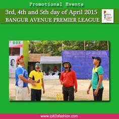 BANGUR AVENUE PREMIER LEAGUE winning team trophy sponsor by www.iplt20fashion.com