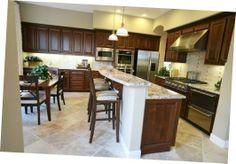 Kitchen cabinets of phoenix:Dark Brown Kitchen Cabinet Phoenix Color Designs–popular Design Of Kitchen Cabinet Phoenix