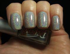 2025 Silver Holographic Våren 2012