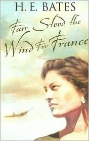 Fair Stood the Wind for France. The story of John Franklin, the pilot of a Wellington bomber, who  crash-lands his aircraft in German-occupied France during the Second World War. He and his crew make their way to an isolated farmhouse and are taken in by the family of a French farmer. Plans are made to smuggle them all back to Britain via Vichy-controlled Marseille. Eventually they make the hazardous journey together by rowing boat, bicycle and train.