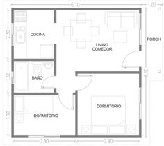Hard to find 14x30 tiny home floor plan http www for How to find the perfect house plan