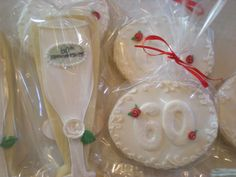 60th Wedding Anniversary Cookies 60 Wedding Anniversary, Diamond Anniversary, Anniversary Parties, Anniversary Ideas, Cut Out Cookies, Cupcake Cookies, Cupcakes, Anniversary Cookies, Wedding Motifs