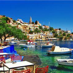 Halki - A ilha grega