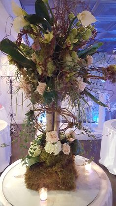 www.flowersbybrian.com Green Centerpieces, Plants, Plant, Planets