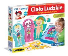 Gry edukacyjne Uczę się bawiąc - Gry Uczę się bawiąc - Clementoni