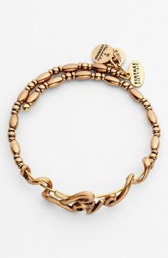 Alex and Ani Love Wrap Expandable Bangle available at #Nordstrom