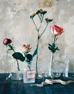 unique vase ideas as centerpieces — Wedding Ideas, Wedding Trends, and Wedding Galleries