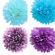 20 inch Paper Flower Wedding Decorations - Set of... – USD $ 13.99