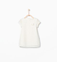 Embroidered dress-Dresses-Baby girl (3 months - 3 years)-KIDS | ZARA United States