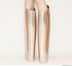 Mikio Sakabe boots
