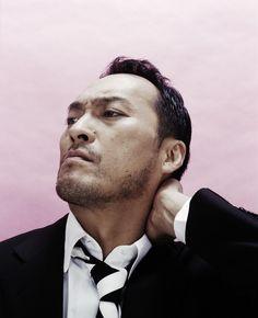 Ken Watanabe  + tie = yes!