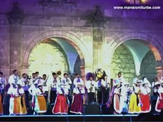 """K'uinchekua """"La Fiesta Grande de Michoacán"""" en la Plaza Valladolid en Morelia"""