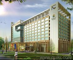 Galaxy Diamond Plaza commercial spaces are given to Noida Extension. It is giving spaces for retail purpose further next it can be use as business space or entertainment zone.