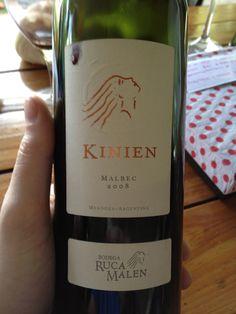 Kinien - Malbec - 2008 - Ruca Malen - Mendoza, Argentina