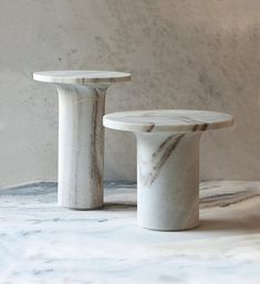 Raw Material Marble Lunar Mist Other Indian Side Table Indian Lunar Side Table in Mist White Marble by Raw Material For Sale, Marble Furniture, Art Furniture, Luxury Furniture, Furniture Design, Furniture Dolly, Accent Furniture, Modern Furniture, Geometric Furniture, Furniture Cleaning