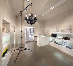 Qubus Store Interior Prague Remodelista