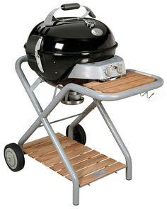Grill Gazowy Outdoorchef Ascona 570 Black