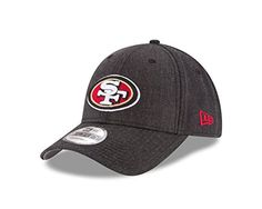 NFL Heather Crisp 9FORTY Adjustable Cap  http://allstarsportsfan.com/product/nfl-heather-crisp-9forty-adjustable-cap/?attribute_pa_teamname=san-francisco-49ers&attribute_pa_size=one-size  New Era 9Forty Adjustable cap Heather and team color Snapback closure