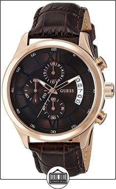 a836ffad2b46 Guess Capitol W14052G2 - Reloj cronógrafo de cuarzo para hombre