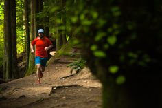Team Arc'teryx at the Squamish 50 trail race