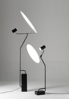 Full Moon Lamp by Cedric Ragot
