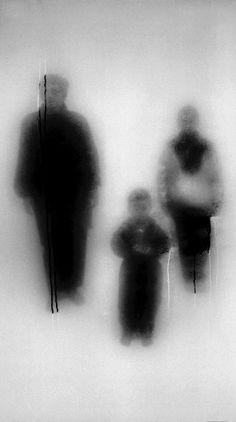 by John Batho. Dark Photography, Black And White Photography, Levitation Photography, Exposure Photography, Abstract Photography, Street Photography, John Batho, Exposition Multiple, Experimental Photography