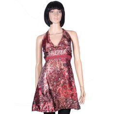 Sleeveless Dress DR03B1