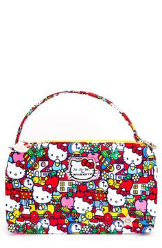 Ju-Ju-Be for Hello Kitty®  Be Quick  Wristlet Pouch Hello 114833db79687