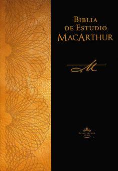 Biblia de Estudio MacArthur:  Tapa Suave ISBN: 9781602559394