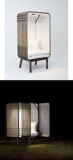 Intriguing oriental design.