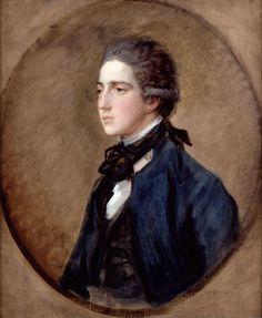 Samuel Linley ~ Thomas Gainsborough ~ (English, 1727-1788)