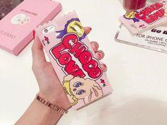 CHOCO LOVE IPHONE CASE