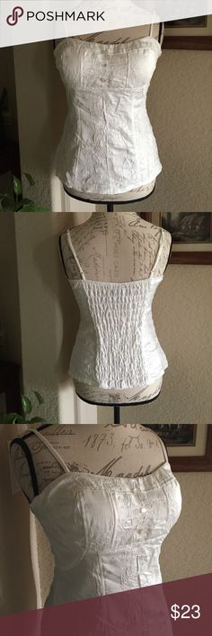 """NWOT """"Chime"""" Top NWOT """"Chime"""" Top. Size L. Lightly padded. 100% Polyester Chime Tops"""