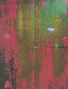 Wade Guyton, Untitled, 2016. Epson UltraChrome HDR inkjet on linen, 84 x 69 inches, 213.4 x 175.3 cm. WG3982. Photo: Ron Amstutz © Wade Guyton.