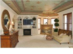 faux ceiling finish