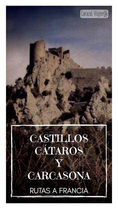 Ruta de cinco días por los castillos cátaros. Castillo de Puilaurens, Montségur y Puivert. #castillos #cátaros #Francia #carcasona Belle France, Knights Templar, Places To Go, Castle, Europe, Entertaining, Family Vacations, Pictures, Travelling