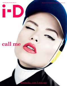 i-D Magazine - i-D Pre-Fall 2011 Six Covers