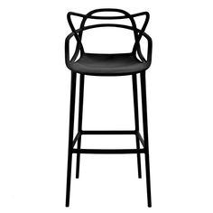 tabouret de bar masters de kartell tabouret de bar blanc tabouret de bar design