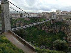 Constantine - siltojen kaupunki - kuvina - Algeria lapsiperheen silmin