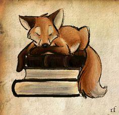 love the idea but the fox is a bit cartoonish
