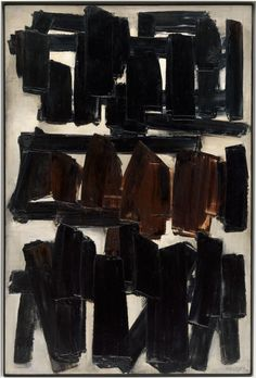 asolitarycomfort: Pierre Soulages