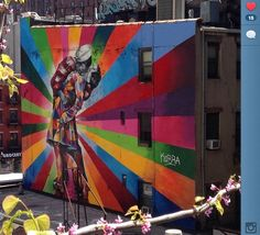 Rainbow kisses from The High Line in NYC. Follow @Appaman on Instagram for things that inspire us.