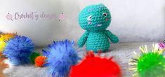 Ravelry: 22 Soul pattern by Soraya Povedano Ravelry, Dinosaur Stuffed Animal, Crochet, Pattern, Animals, Crochet Hooks, Chain Stitch, Blue Nails, Yarns